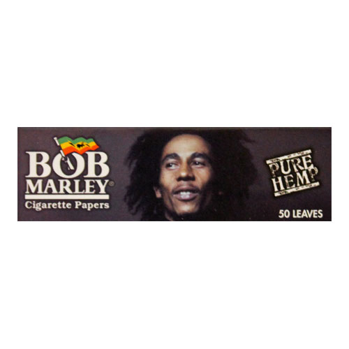 Bob Marley Hemp 1 1/4 Rolling Papers Single Pack