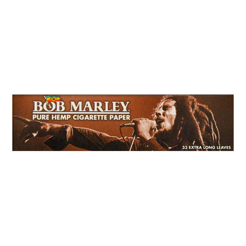 Bob Marley Hemp King Size Rolling Papers Single Pack