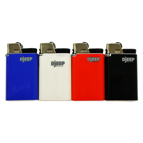 Djeep Lighter Classic 4 Pack