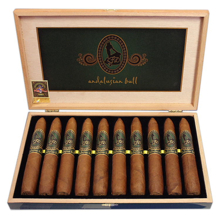 La Flor Dominicana Andalusian Bull Cigars 10ct Box