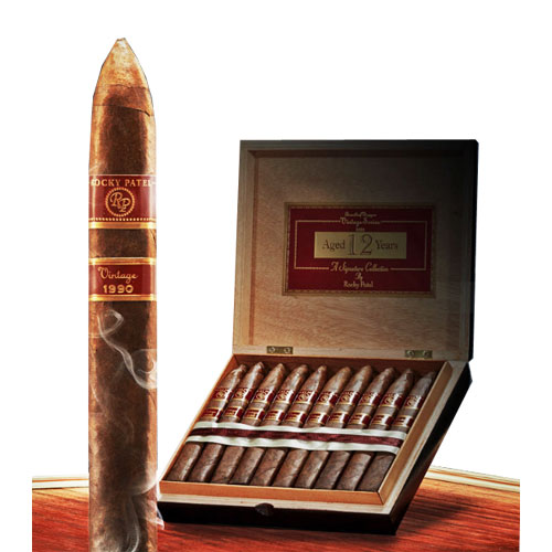 Rocky Patel Vintage 1990 Churchill Broadleaf 20ct Box