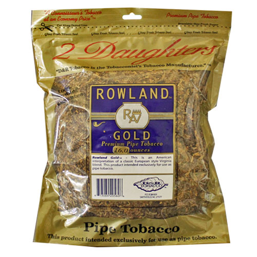 Rowland Gold Pipe Tobacco 16oz