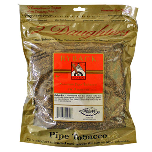 Ryback Regular Pipe Tobacco 16oz