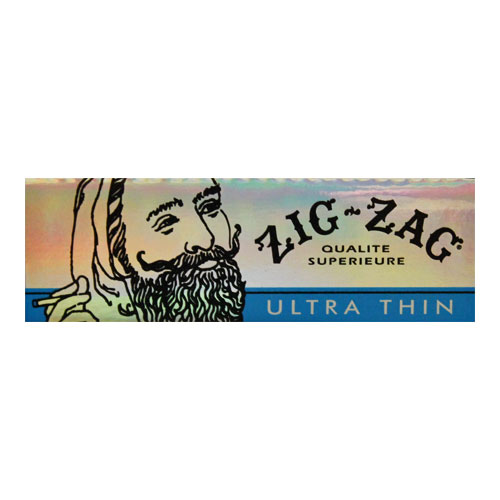 Zig Zag Ultra Thin 1 1/4 Size Rolling Papers Single Pack