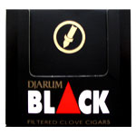 Djarum Black Little Cigars 10 Pack