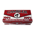 Gambler Regular 100mm Filter Tubes 200ct