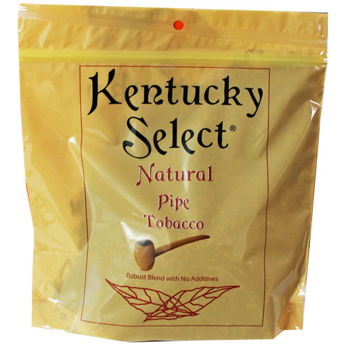 Kentucky Select Natural Pipe Tobacco 6oz