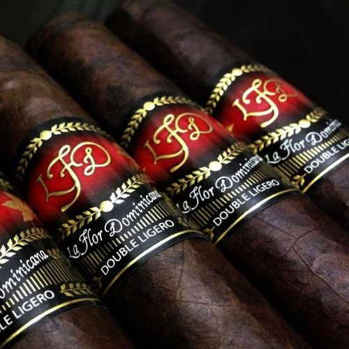 La Flor Dominicana Double Ligero Chisel Maduro Cigars 10ct Box