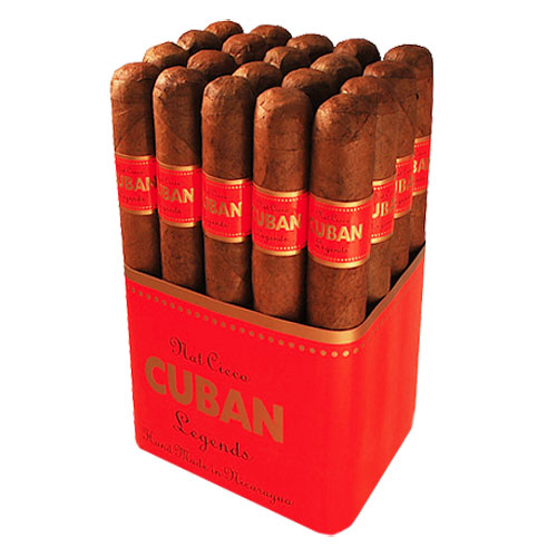 Nat Cicco Cuban Legends Churchill Maduro 20ct Bundle