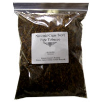 NCS House Blend Cool Blend Pipe Tobacco 6oz Green Bag