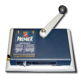 Premier Supermatic Original Machine