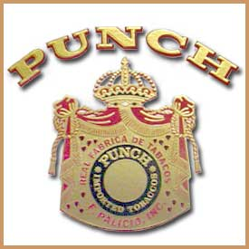 Punch After Dinner English Market Cigars 25ct Box