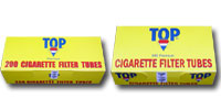 Top Filtered Tubes & Plugs